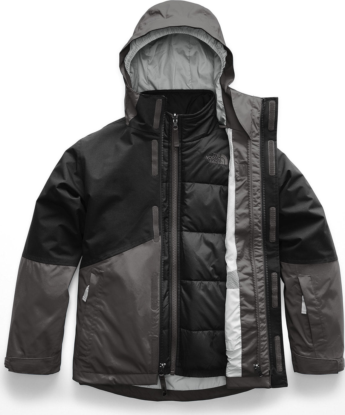 0b98db862 The North Face Boy's Boundary Triclimate Jacket