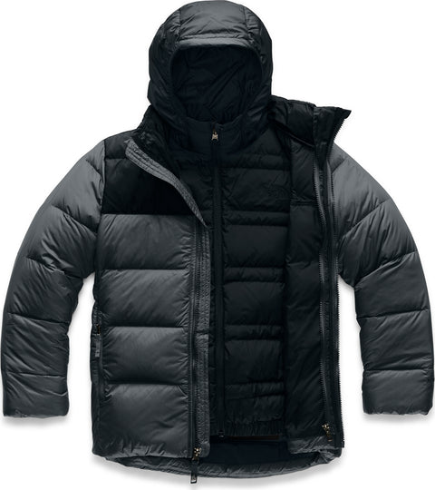 The North Face Manteau en duvet Double Triclimate Garçon