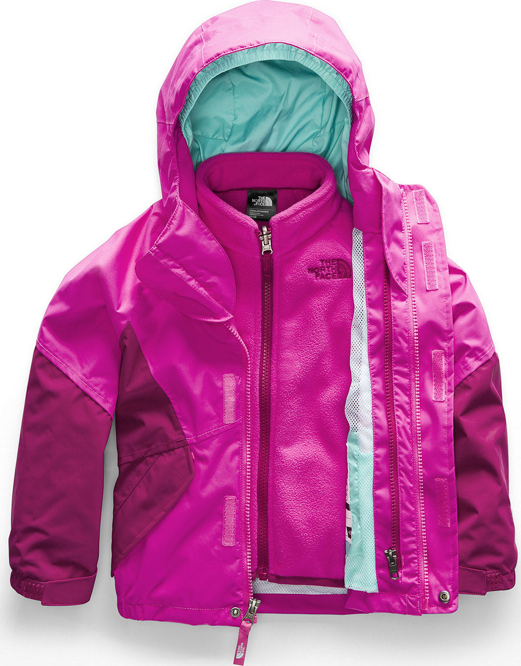 d6edc876e0d2 The North Face Toddler Girl s Kira Triclimate