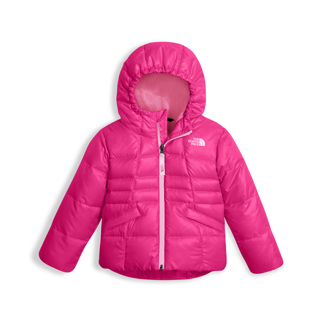 The North Face Toddler Boy/'s Moondoggy 2.0 550 Fill Down Jacket Sz 2T NWT Green