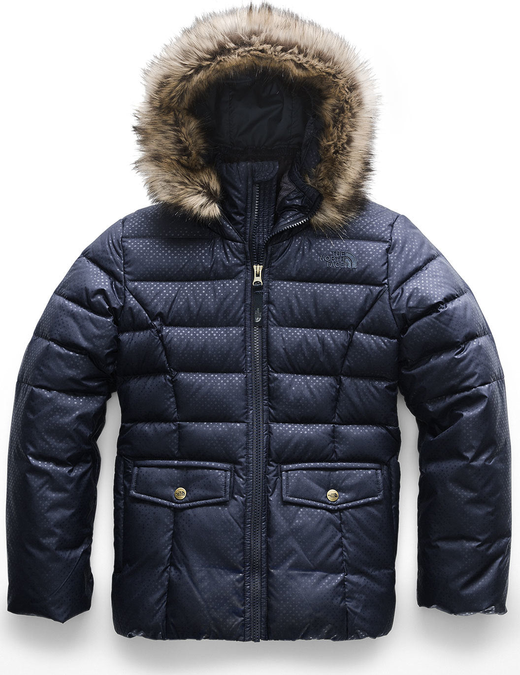 520d9538b7b The North Face Girl's Gotham 2.0 Down Jacket