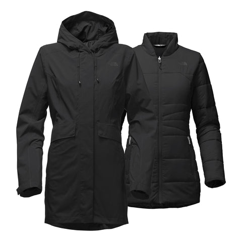 The North Face Women's Cross Boroughs Triclimate® Jacket