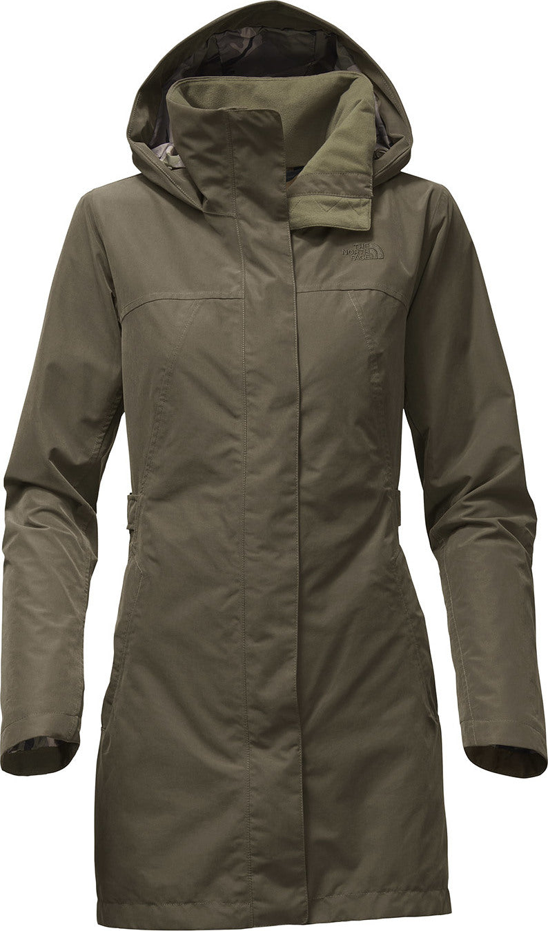 b3d85170c The North Face Women's Laney Trench II