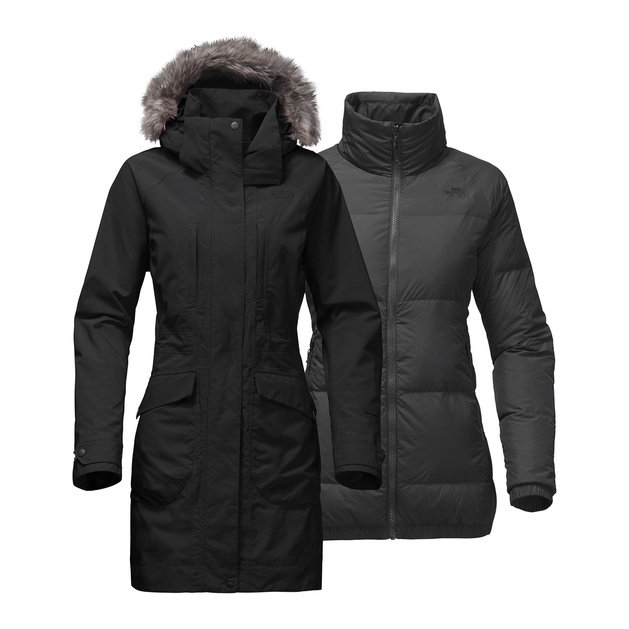 d6f74e1674 The North Face Women's Outer Boroughs Triclimate® Jacket | Altitude ...
