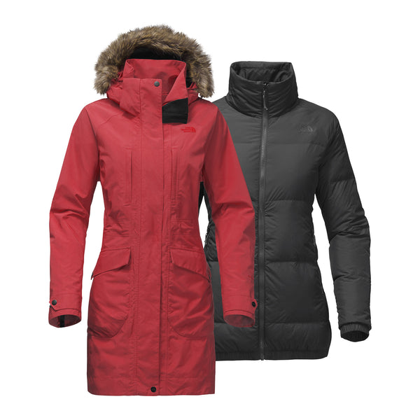 dc8f4e2ba5 The North Face Women's Outer Boroughs Triclimate® Jacket | Altitude Sports