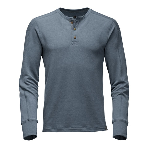 The North Face Men's Long-Sleeve TNF™ Terry Henley
