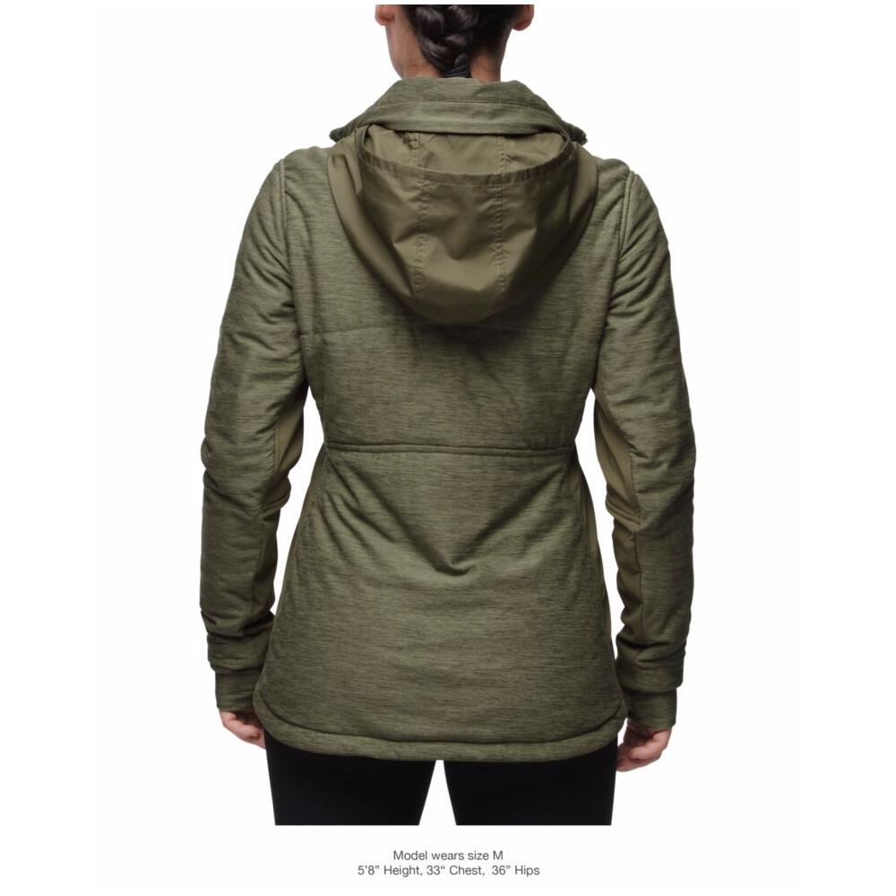 The North Face Pseudio Long Womens Jacket 2018 c45bf6067