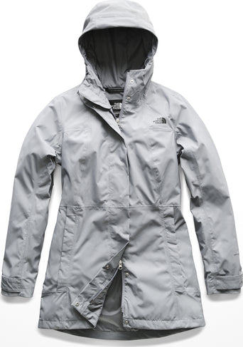 a92283850d0 lazy-loading-gif The North Face City Midi Trench - Women s Mid Grey