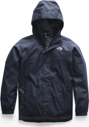 b1a4084bd5 lazy-loading-gif The North Face Resolve Reflective Jacket - Boys Cosmic Blue
