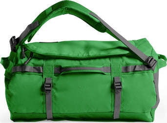 979c855c7f0d lazy-loading-gif The North Face Base Camp Duffel - S Primary Green -  Asphalt Grey