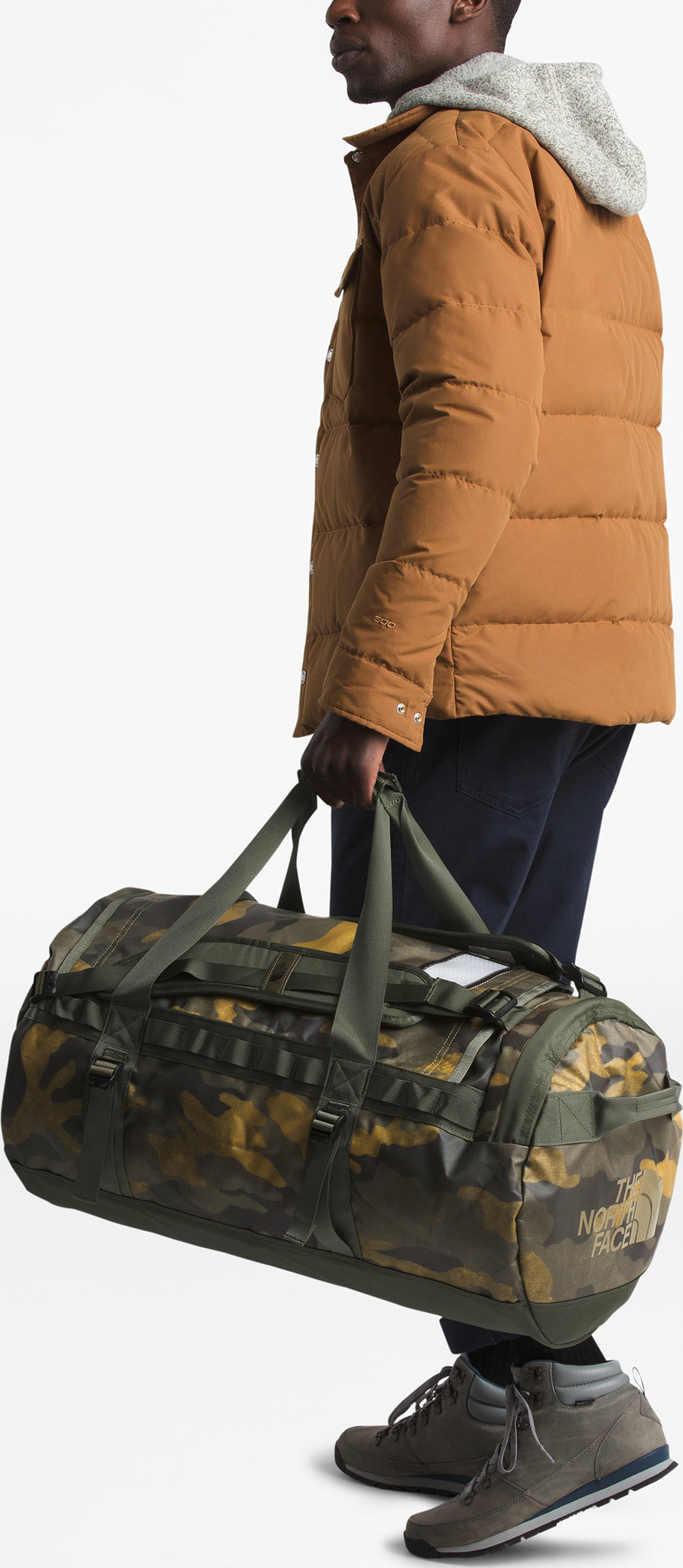 best sneakers in stock detailed pictures The North Face Base Camp Duffel - M