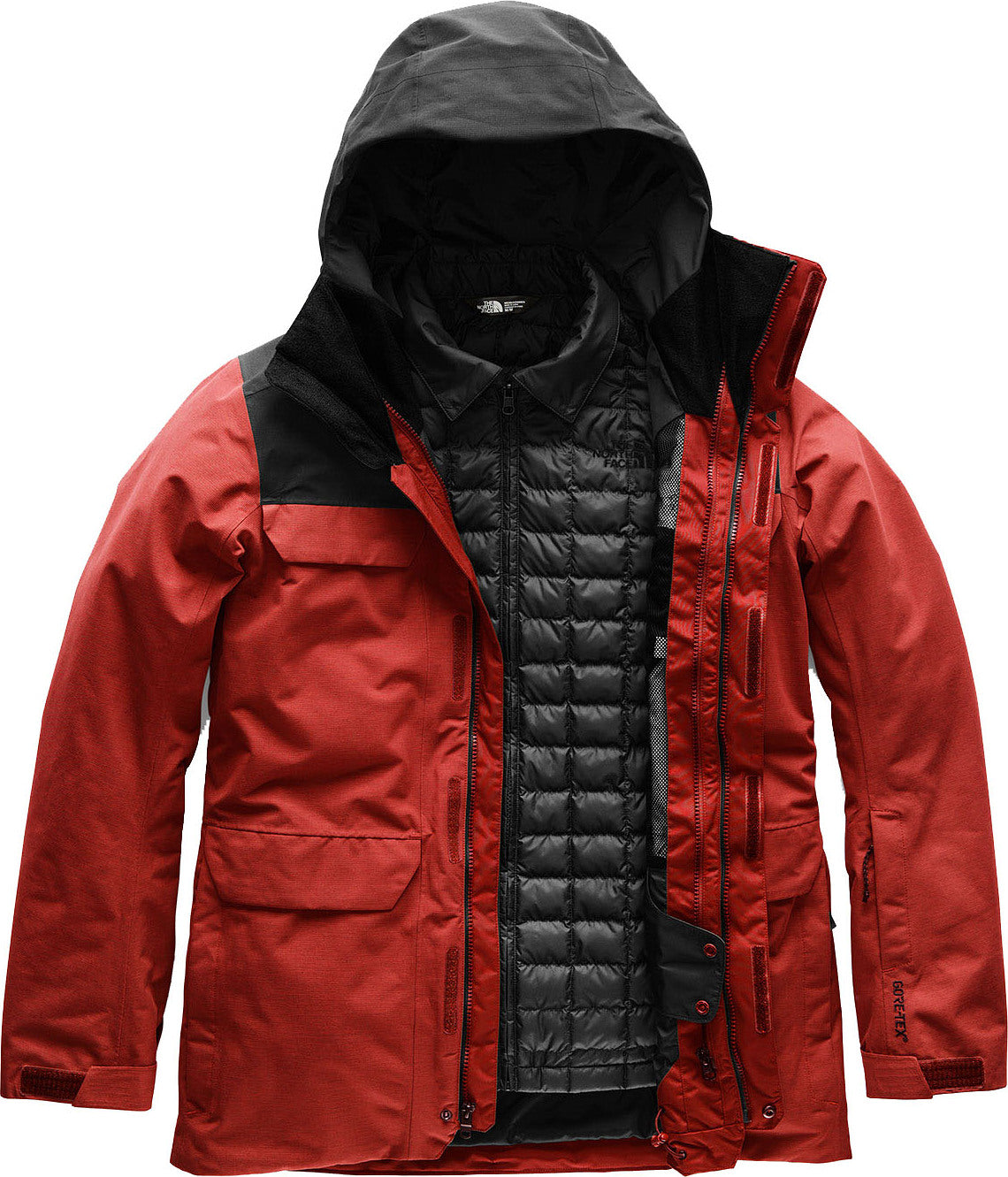 5862cab4f The North Face Men s Alligare Thermoball Triclimate