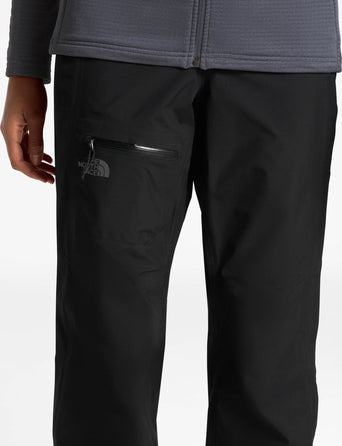 7502a29a4e Loading spinner The North Face Dryzzle Full Zip Pant - Women's TNF Black