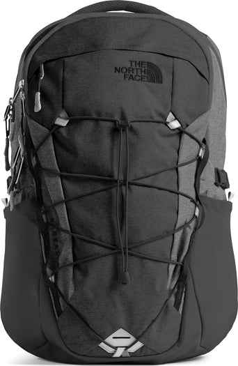 2139822a159 Loading spinner The North Face Borealis 28 L TNF Dark Grey Heather - TNF  Medium Grey Heather