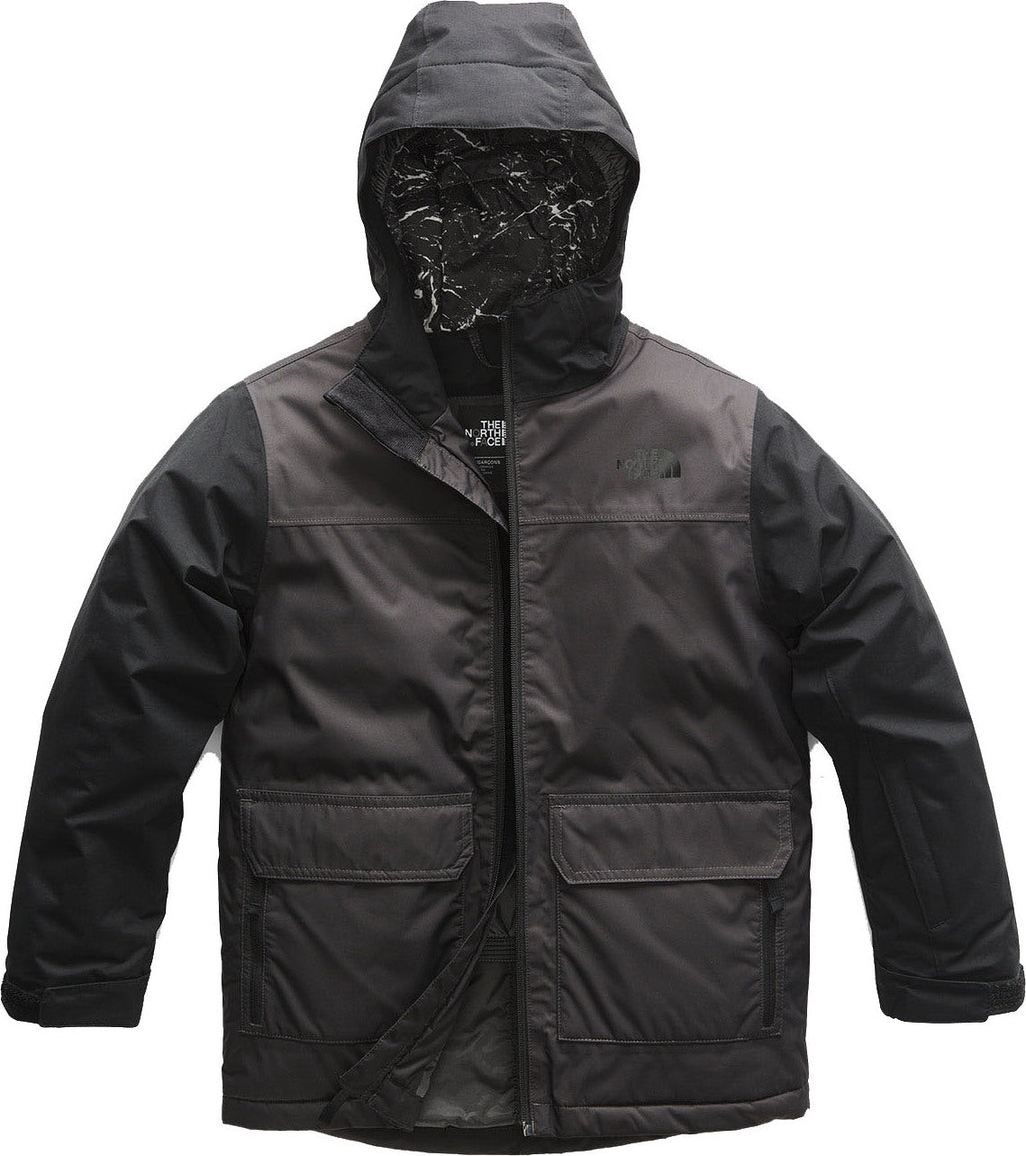 c9f7bdf92 The North Face Boy s Freedom Insulated Jacket