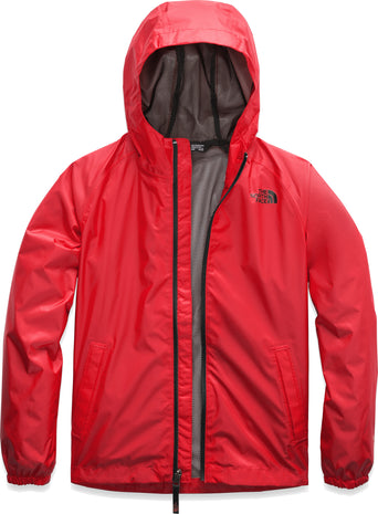 bca015b004edb lazy-loading-gif The North Face Zipline Rain Jacket - Boys Fiery Red