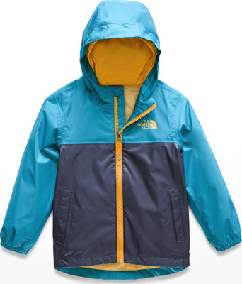 2b635cce6c lazy-loading-gif The North Face Manteau imperméable Zipline Tout-Petit  Caribbean Sea
