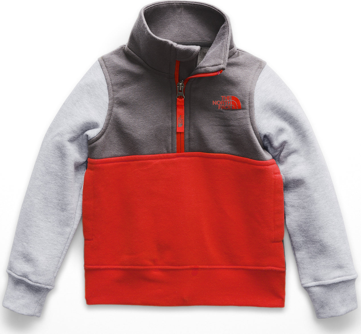 4f7fc4624 The North Face Logowear 1/4 Zip - Toddler Boy's   Altitude Sports