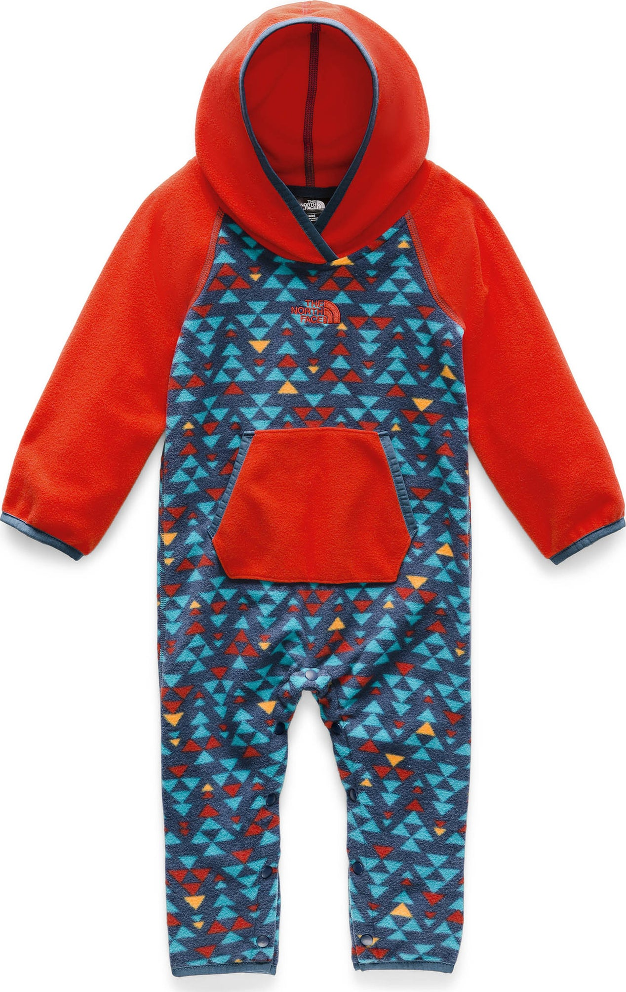 c4919d678 The North Face Glacier One Piece - Infant