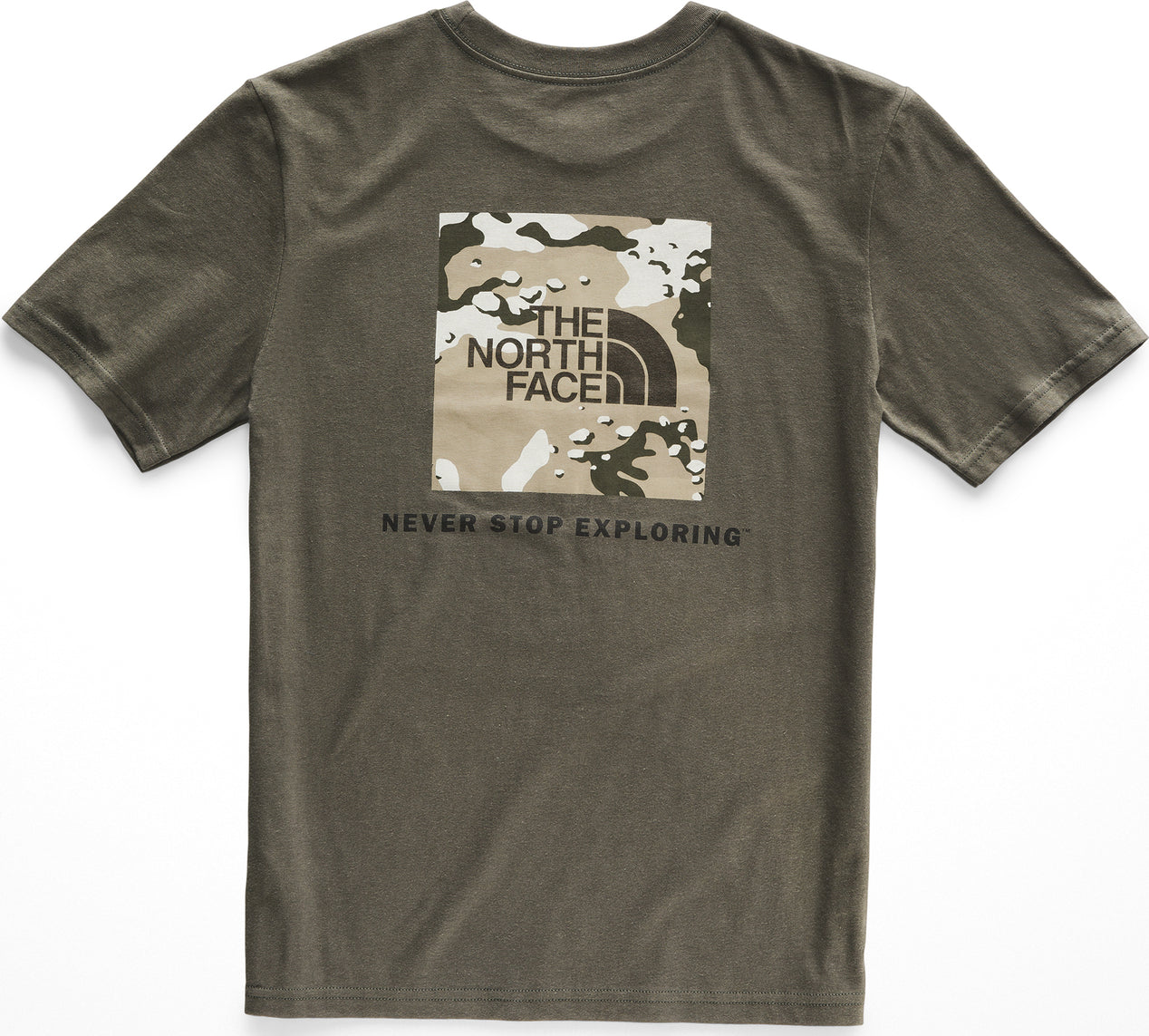 2ad05f9c2e The North Face Short Sleeve Graphic Tee - Boys | Altitude Sports