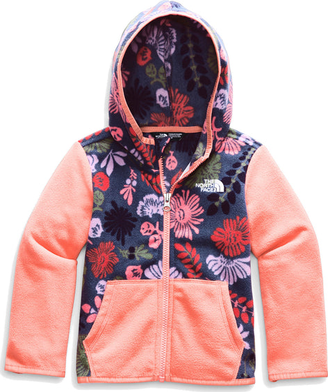 The North Face Glacier Full-Zip Hoodie - Toddler