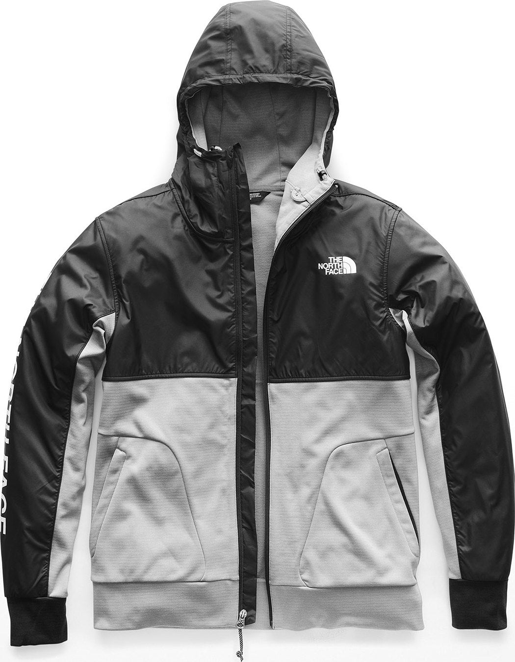 The North Face Men s Train N Logo Overlay Jacket  e74d6bcbb