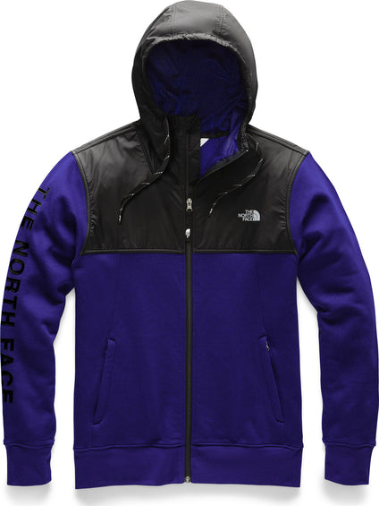 The North Face Train N Logo Overlay Jacket - Men's