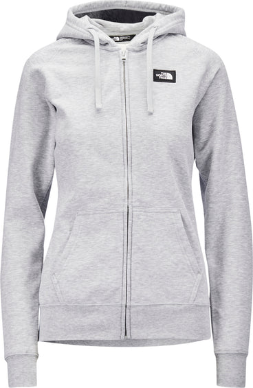 The North Face Training Logo Full Zip Hoodie - Women's