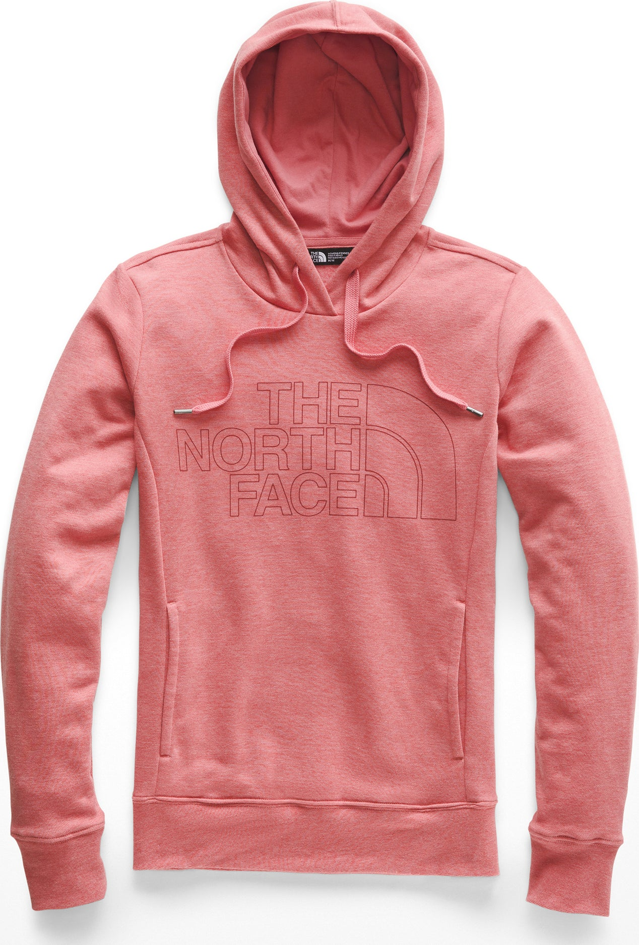 48efd3d097048a Mega Half Dome Pullover Hoodie - Women s Spiced Coral Heather