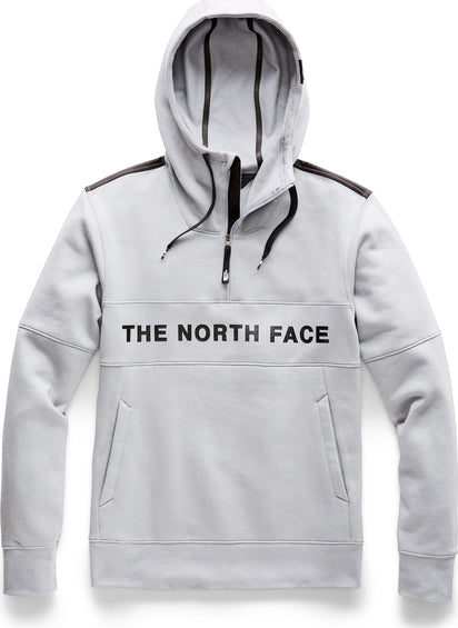 The North Face Train N Logo 1/4 Zip Hoodie - Men's