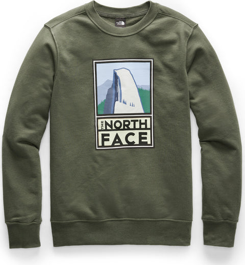 The North Face Bottle Source Crew Fleece - Men's