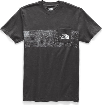 7d4d41633 The North Face S/S Utility Topo Injected Tee - Men's CA$ 39.99 3 Colors CA$  39.99