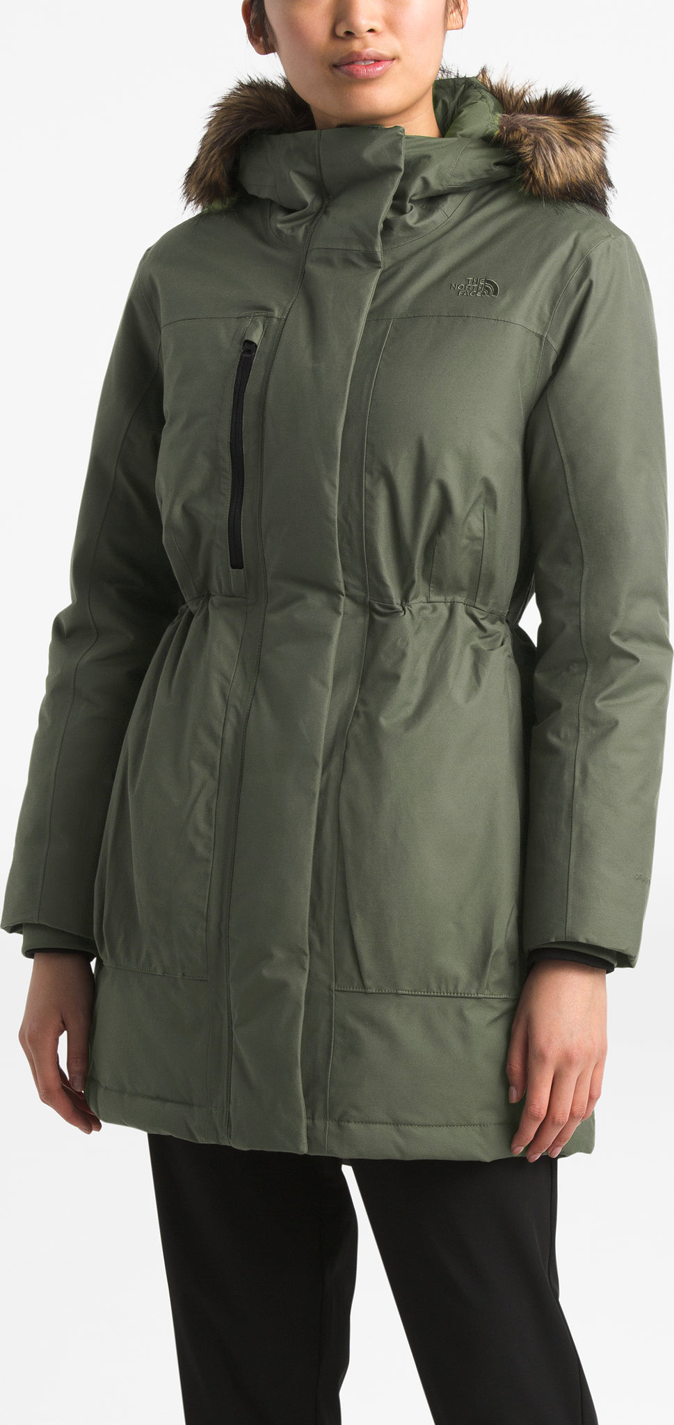 The North Face Parka Downtown Arctic Femme