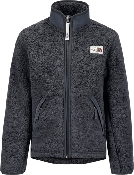 The North Face Campshire Full-Zip Jacket - Boy's