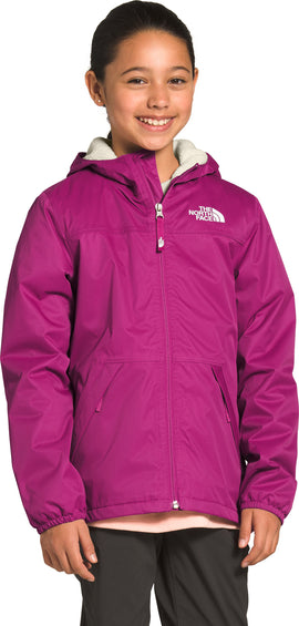 The North Face Warm Storm Rain Jacket - Girls