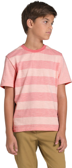 The North Face S/S Stripe Tee - Youth