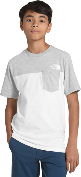 The North Face S/S Pocket Tee - Boys