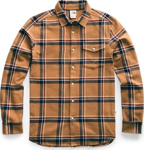 The North Face Long-Sleeve Arroyo Flannel Shirt - Men's