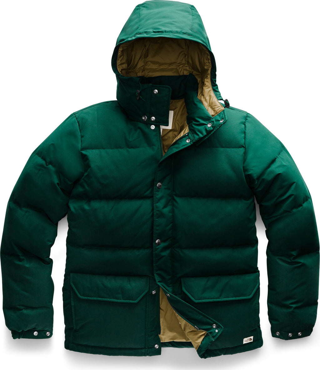 North The Sierra 3 Homme Manteau Face Down 0 l1FKJc