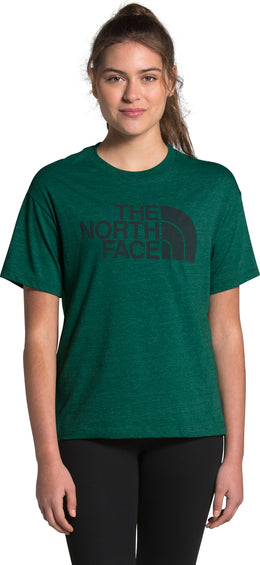 The North Face S/S Half Dome Triblend Tee - Women's
