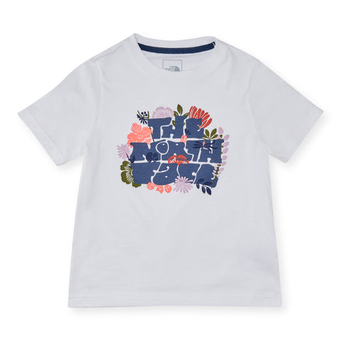 The North Face S/S Graphic Tee - Girls