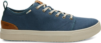 8076ca8b1ec lazy-loading-gif TOMS Airforce Blue Heritage Canvas Shoes - Men s Blue