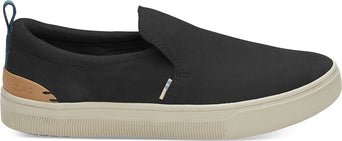 0bf948fe34c lazy-loading-gif TOMS Black Suede Slip-On - TRVL Lite - Women s