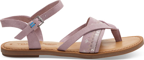 TOMS Suede Lexie Sandals - Women's