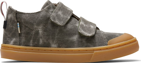 TOMS Dusty Olive Washed Lenny Sneakers - Kids