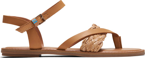 TOMS Lexie Leather Sandals - Women's