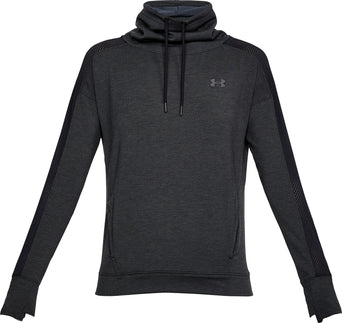b10646d972d13 lazy-loading-gif Under Armour Women s Featherweight Fleece Funnel Neck