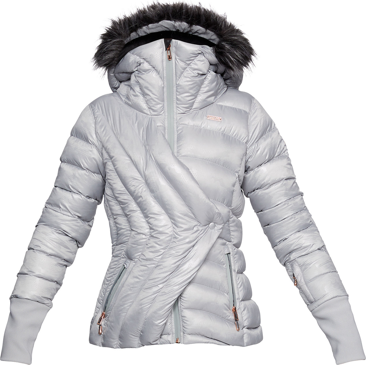 c7fa1dc1ccc Under Armour Women s Lindsey Vonn Louise Insulated Jacket