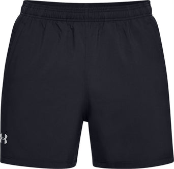 c669db922 Loading spinner Under Armour Launch SW 5'' Shorts - Men's Black - Black -  Reflective