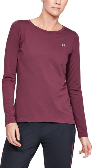 Under Armour HeatGear Armour Long Sleeve Tee - Women's